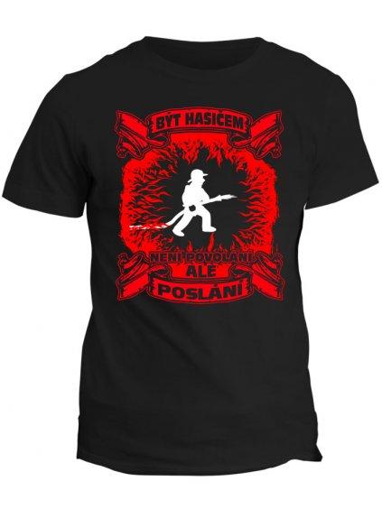 Profesní tričko Hasič