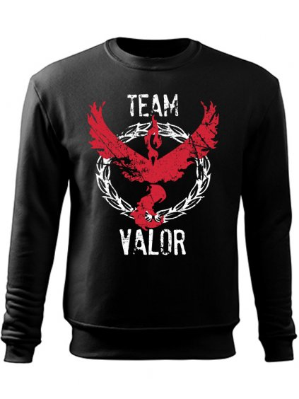 Unisex mikina Pokemon Team Valor