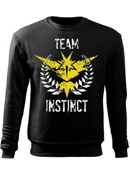 Unisex mikina Pokemon Team Instinct