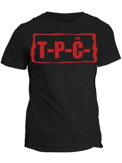 Tričko s potiskem T-P-Č-