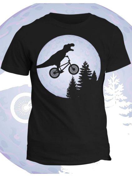 Tričko s potiskem E.T-Rex