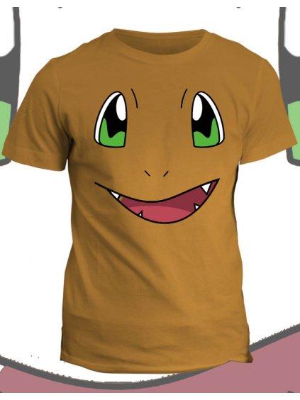 Pokémon tričko Charmander