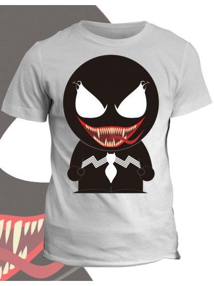 Tričko s potiskem South Park Venom