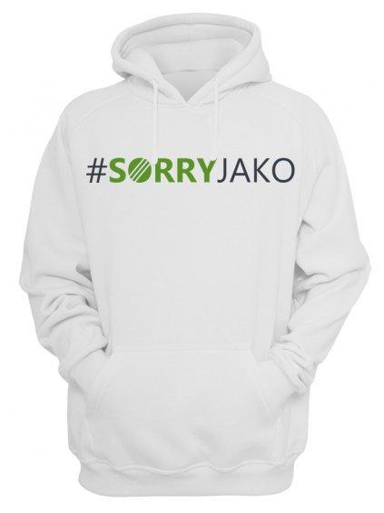 Mikina Babiš SorryJako