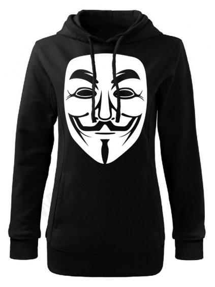 Dámská mikina Anonymous
