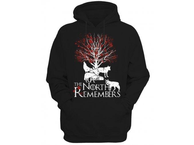 Pánská mikina GOT North remembers