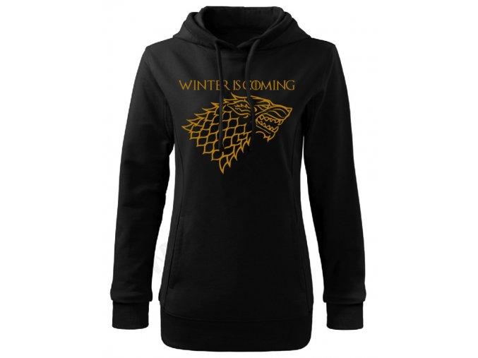 Dámská mikina GOT Winter is coming
