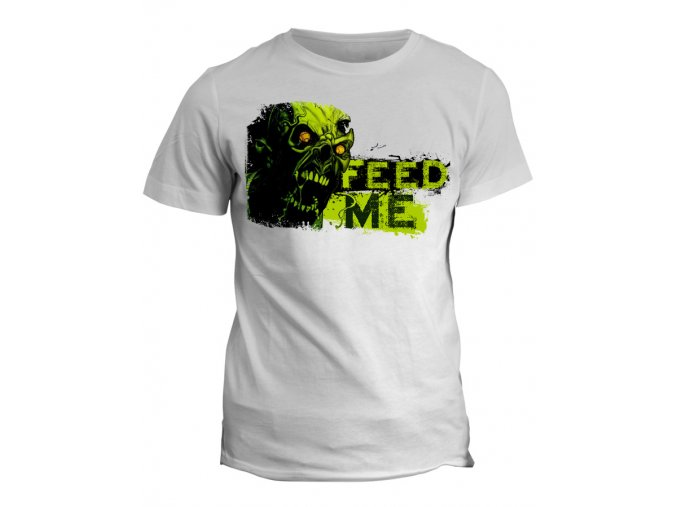 Tričko The Walking Dead - Feed me