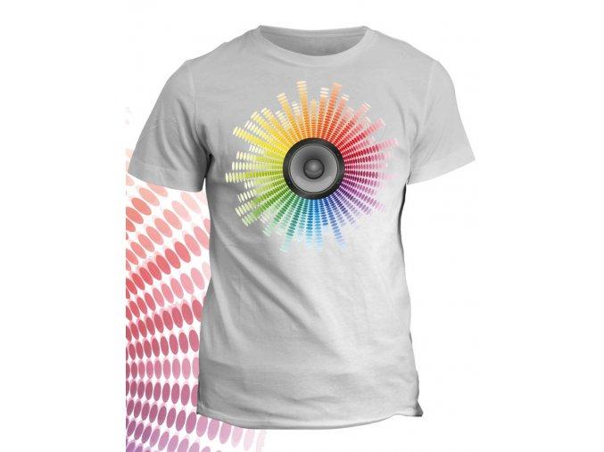 Tričko s potiskem Repro style