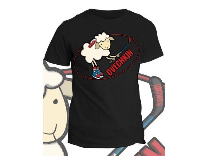 Tričko s potiskem Ovechkin