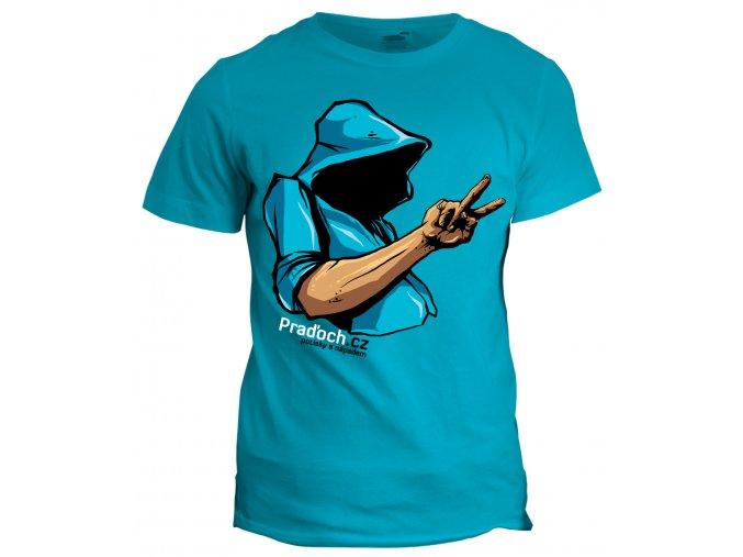 Tričko s potiskem Praďoch