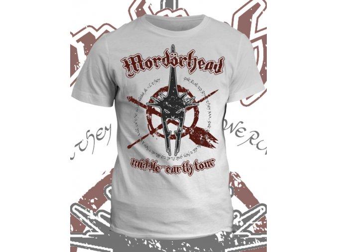 Tričko s potiskem Mordorhead