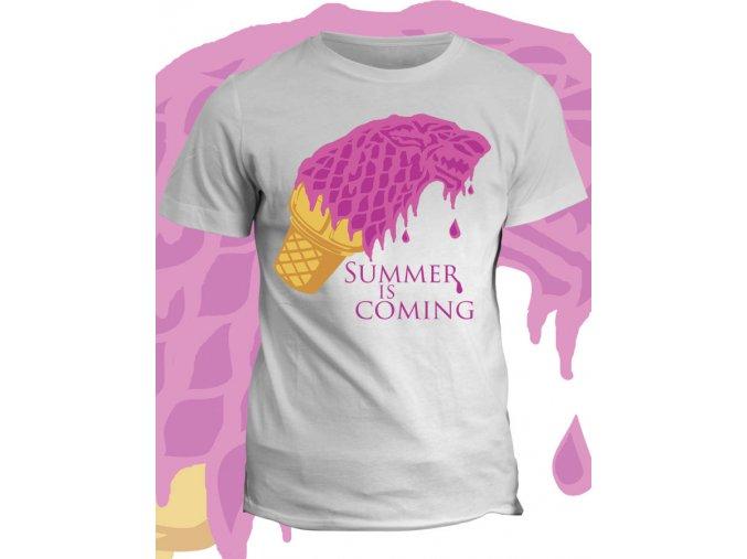 Tričko Game of Thrones - Summer is coming