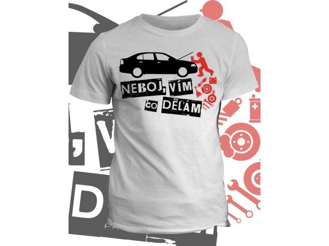 Profesní tričko Automechanik