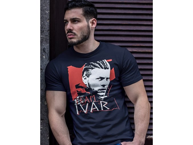 Tričko Vikingové - Team Ivar