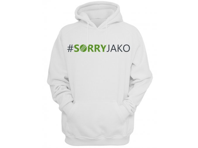 Pánská mikina Babiš SorryJako
