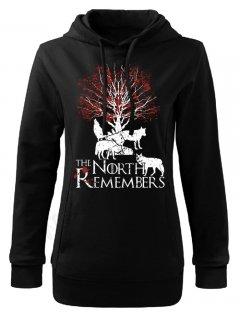 Dámská mikina GOT North Remembers