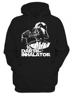 Pánská mikina Star Wars Darth Inhalator