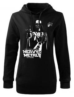 Dámská mikina Star Wars Darth Metal