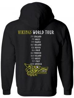 Pánská mikina Vikings World Tour