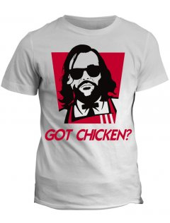 Tričko game of thrones - Got chicken