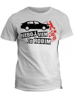 Profesní tričko Automechanik - slovensky