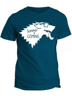 Tričko Game of Thrones - Summer is coming 2