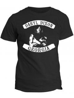Tričko The Walking Dead - Daryl Dixon Georgia