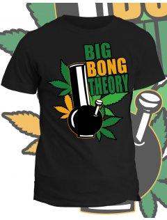 Tričko s potiskem Big Bong Theory