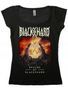 Tričko Realms of Blackshard Dámské / Female
