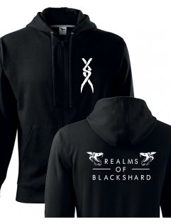 Mikina Realms of Blackshard Unisex