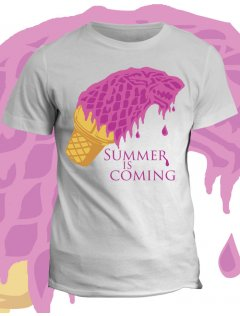 Tričko Game of Thrones - Summer is coming