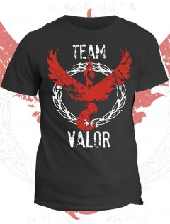Pokémon tričko Team Valor