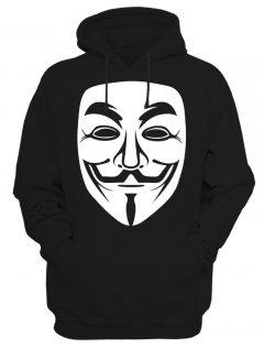 Pánská mikina Anonymous