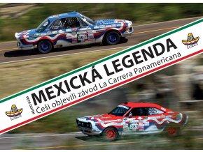 Mexická legenda Carrera Panamericana