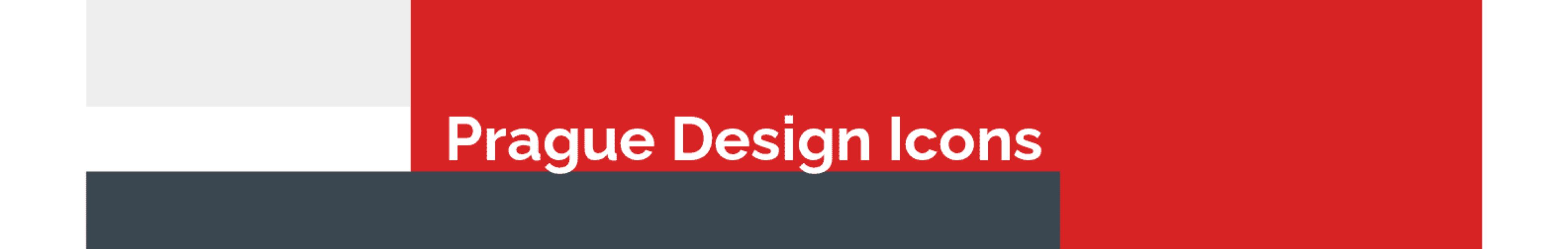 Prague Design Icons