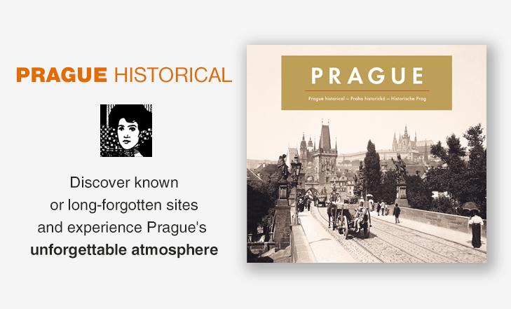 Book Prague historical | Praha historická