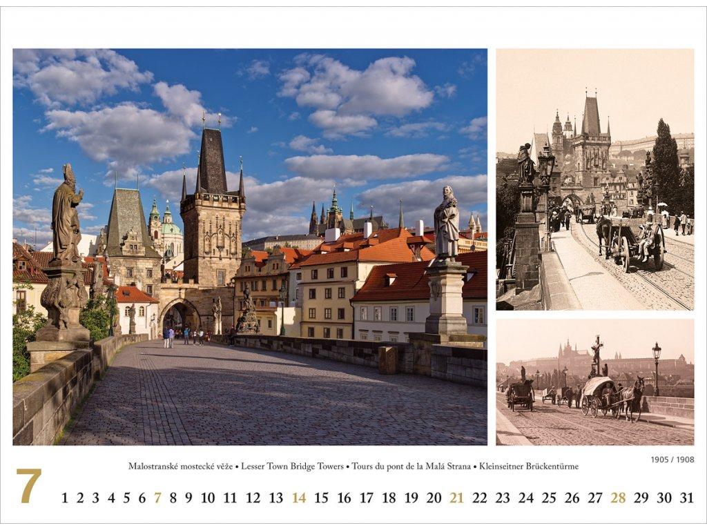 Kalendar velky Praha 2021 1