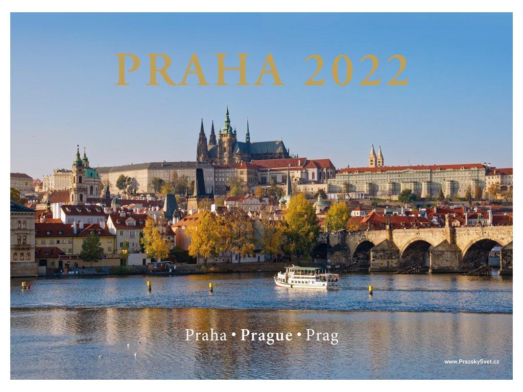 Prague 2022 Wall Calendar 1