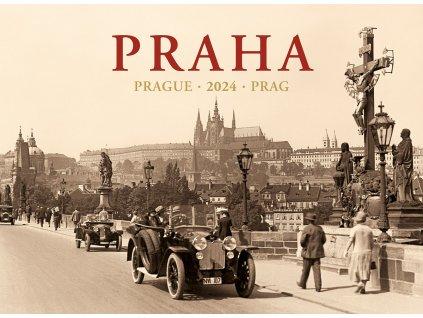 Prague 2022 Historical Calendar 1