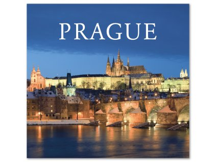 Prague City in the Heart of Europe 2 Book