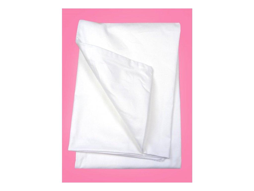 Sypek na polštář 70/90 cm bílý