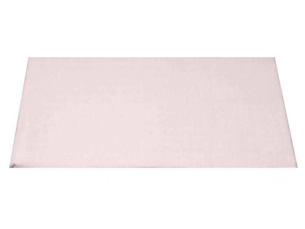 Dětská plena - 80/80 cm bílá 10 ks