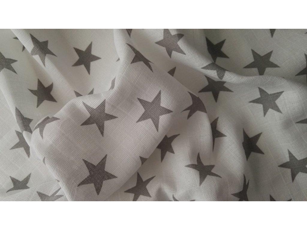 šedé hvězdy