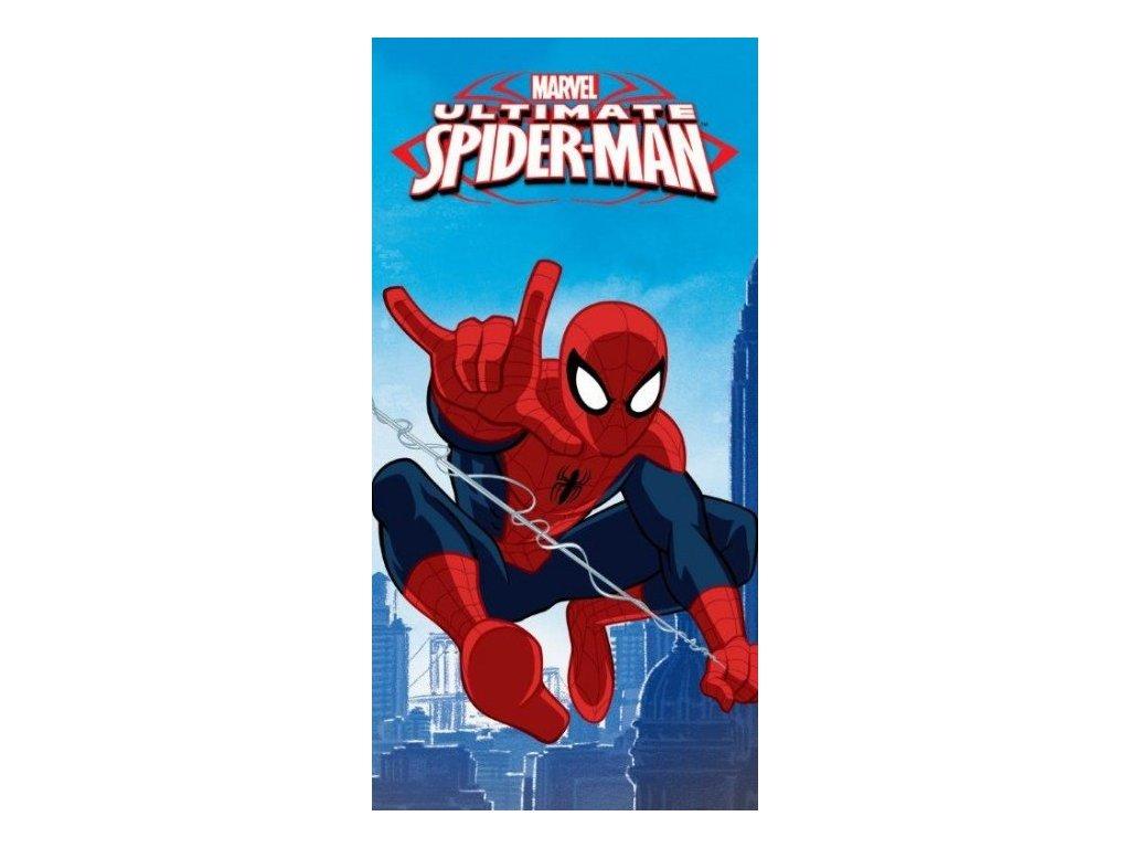 Dětská osuška Spider-Man 70/140 cm