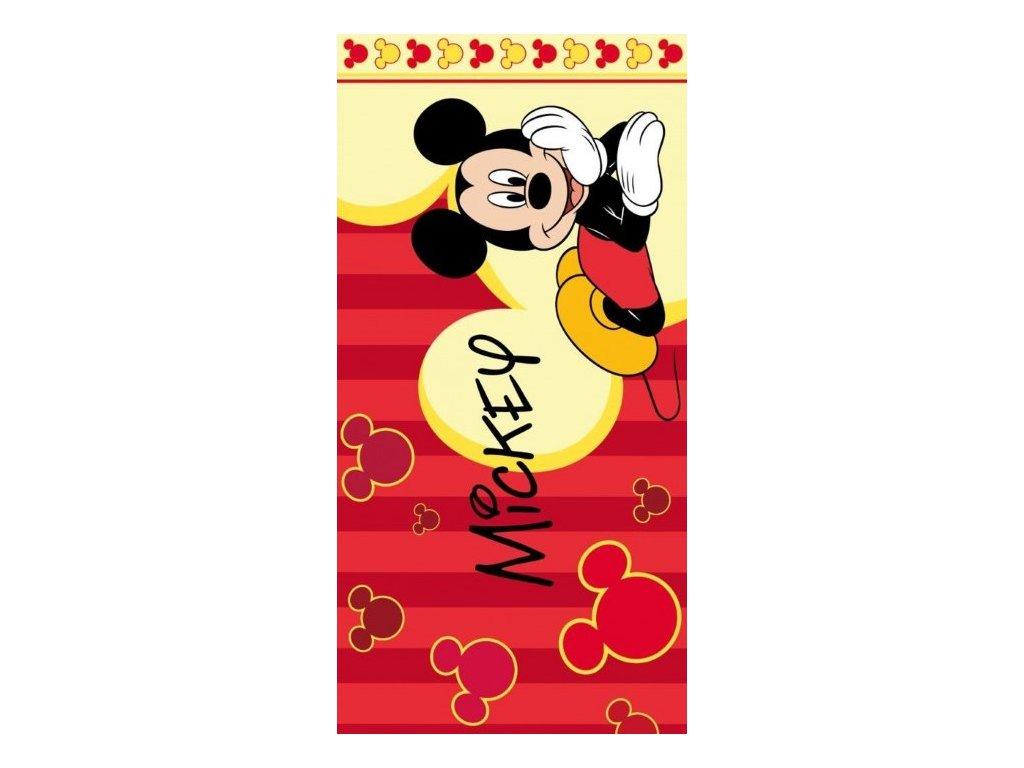 Dětská osuška Mickey 70/140 cm