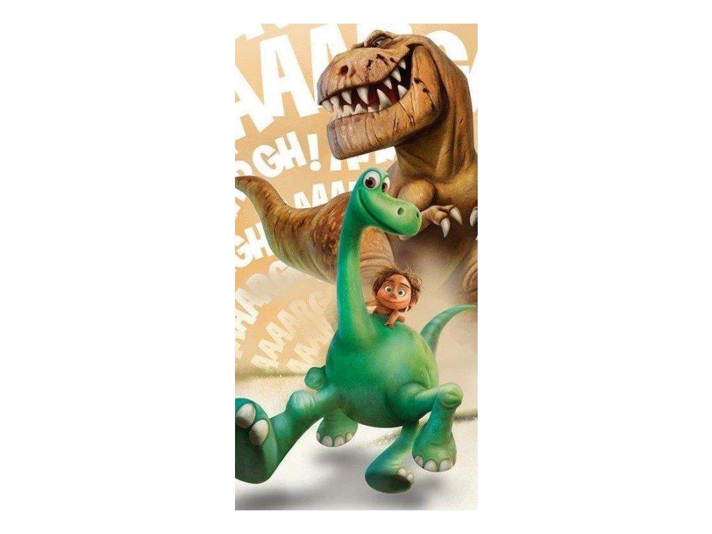Dětská osuška The Good Dinosaur 70/140 cm