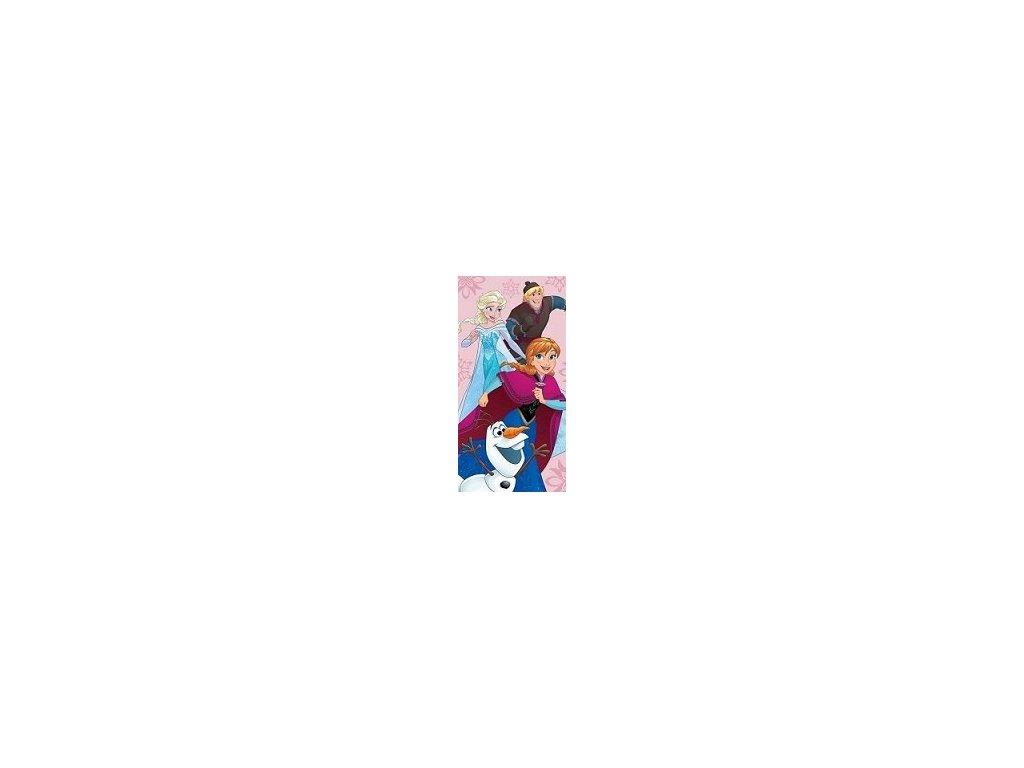Dětská osuška Frozen 70/140 cm