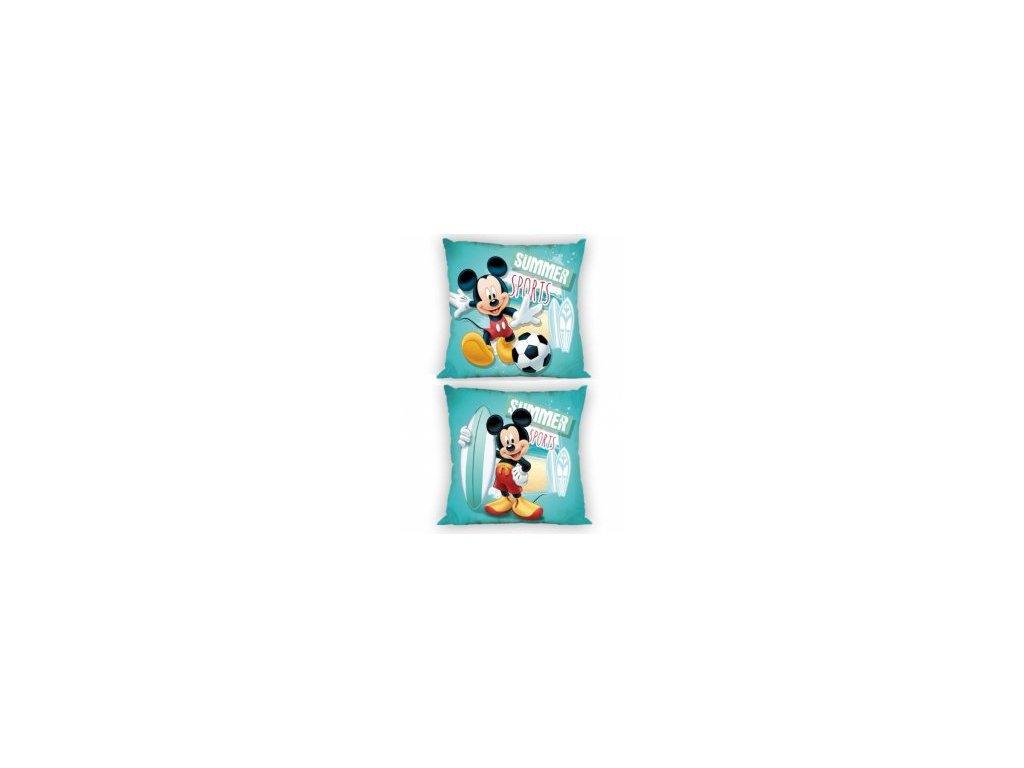 Dětský povláček Disney 40/40 cm - Mickey Mouse