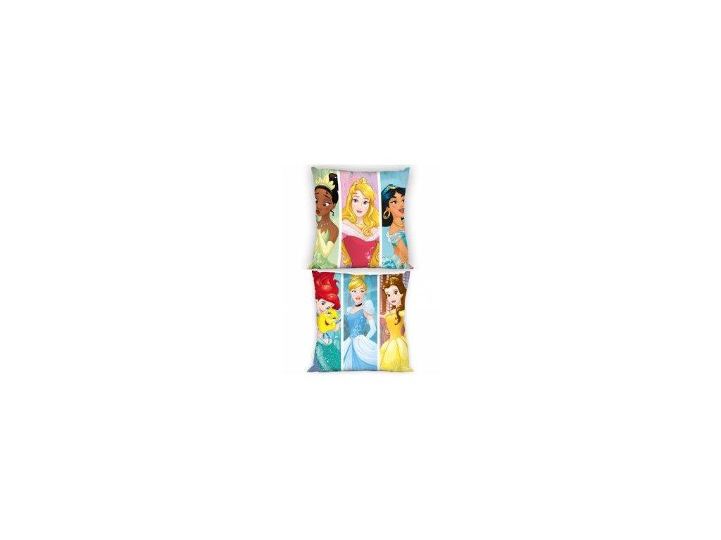 Dětský povláček Disney 40/40 cm - Princezny